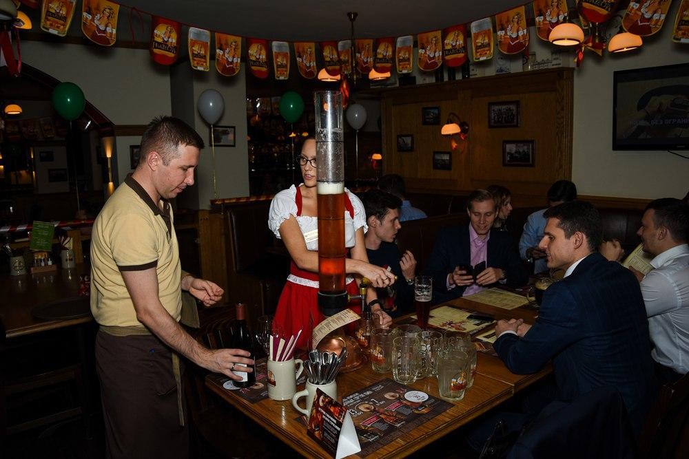 Чешский Пивной ресторан Пражечка на Щукинской фото 31