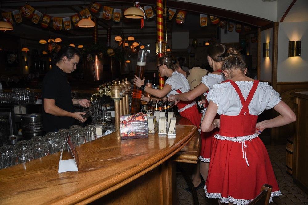 Чешский Пивной ресторан Пражечка на Щукинской фото 33