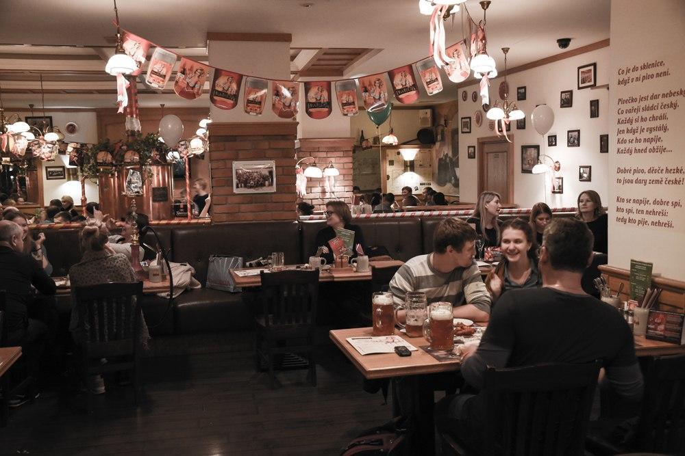 Чешский Пивной ресторан Пражечка на Щукинской фото 34