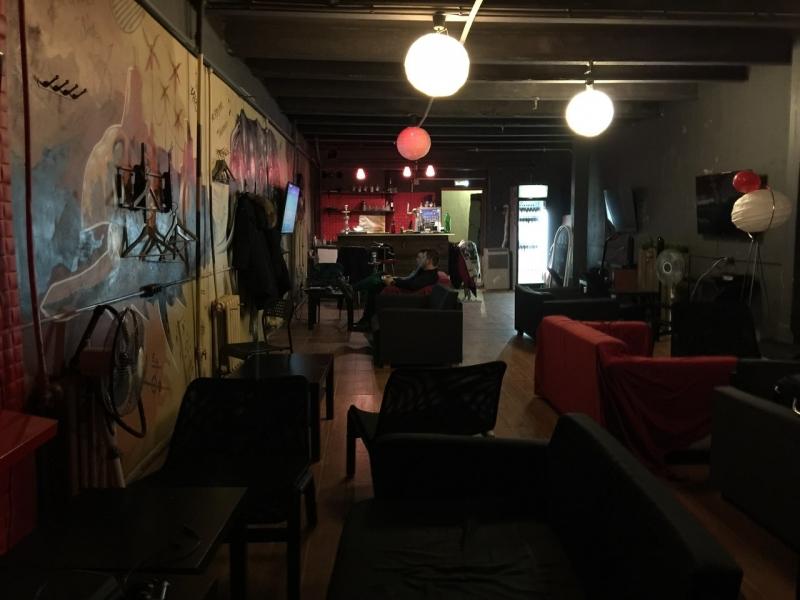 Shelter Shisha Lounge фото 2
