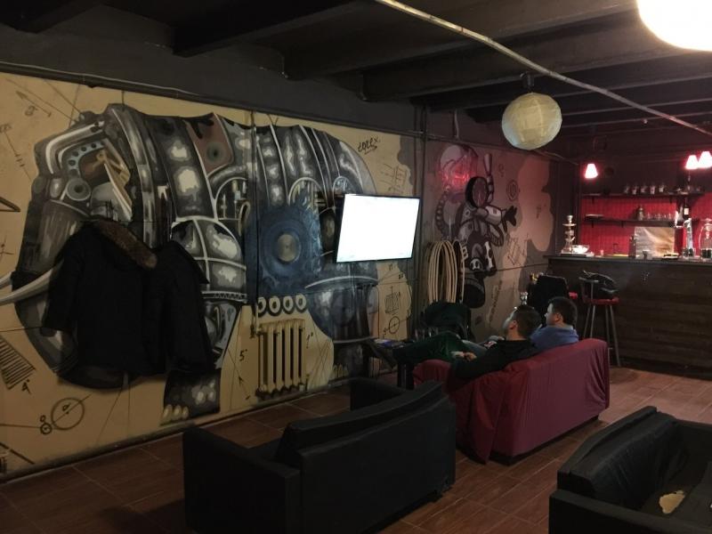 Shelter Shisha Lounge фото 3