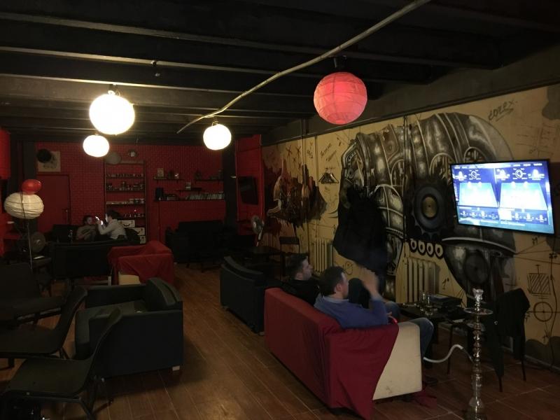 Shelter Shisha Lounge фото 4
