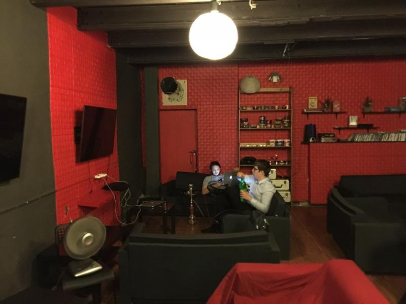 Shelter Shisha Lounge фото 5