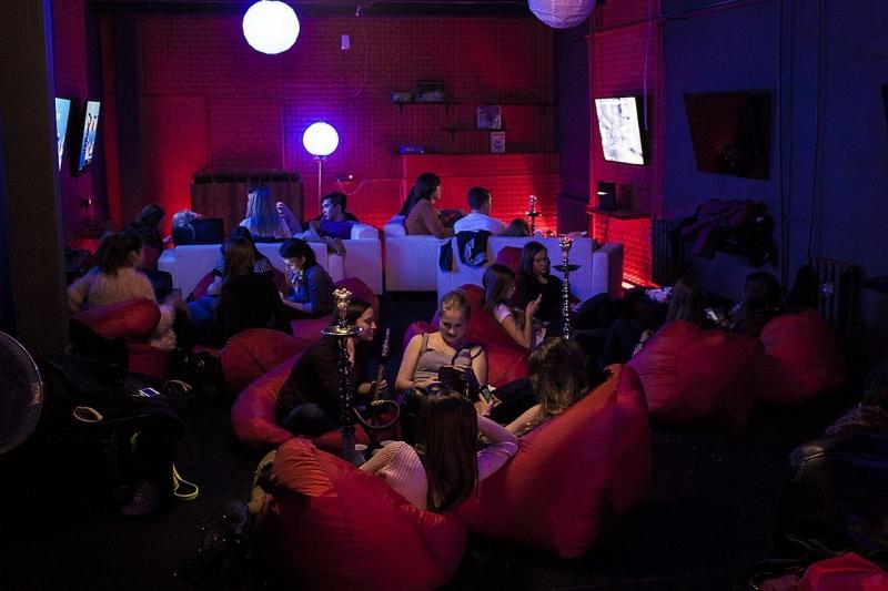 Shelter Shisha Lounge фото 6
