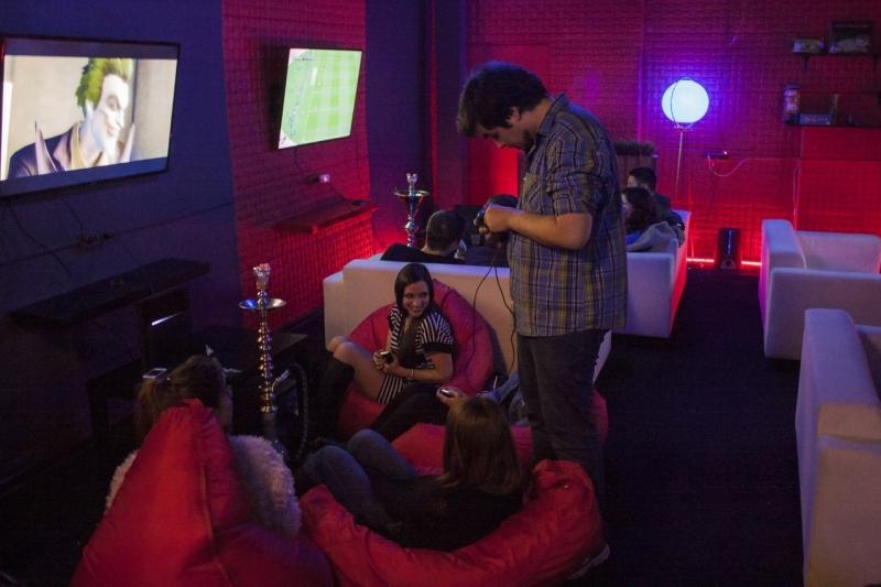Shelter Shisha Lounge фото 7