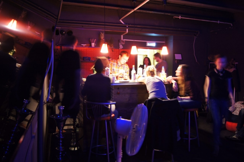 Shelter Shisha Lounge фото 8