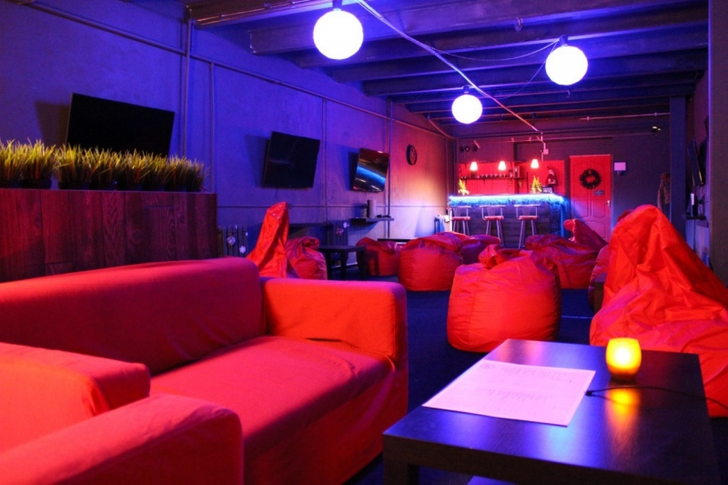Shelter Shisha Lounge фото 10
