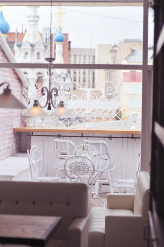 Ресторан Счастье на Крыше на Чеховской фото 34