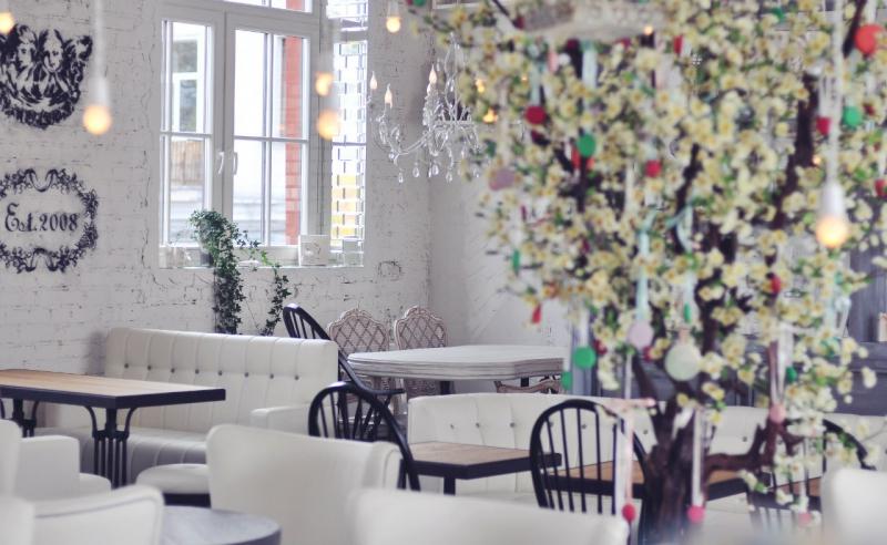 Ресторан Счастье на Крыше на Чеховской фото 24