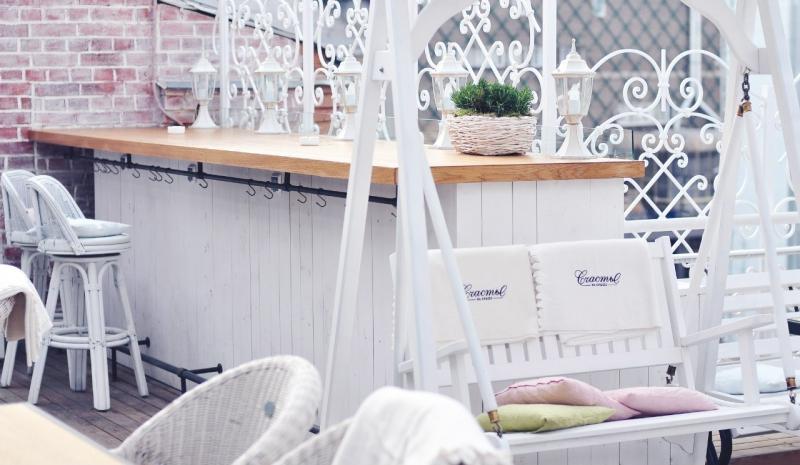 Ресторан Счастье на Крыше на Чеховской фото 1