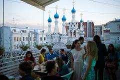 Ресторан Счастье на Крыше на Чеховской фото 74