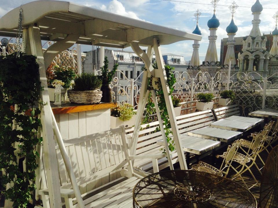 Ресторан Счастье на Крыше на Чеховской фото 39