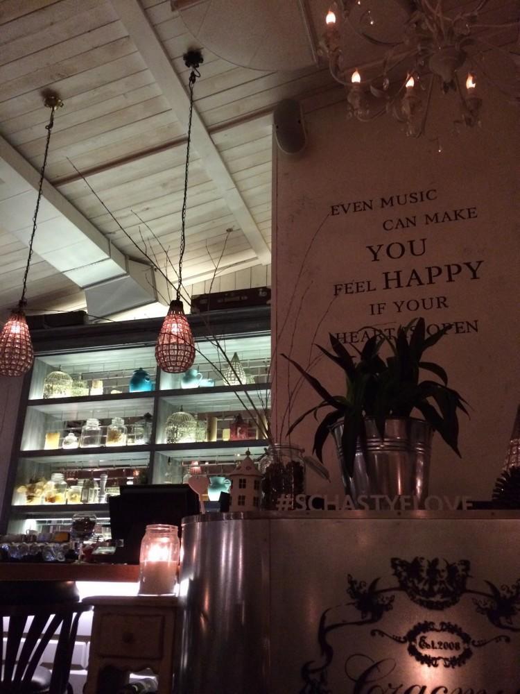 Ресторан Счастье на Крыше на Чеховской фото 40