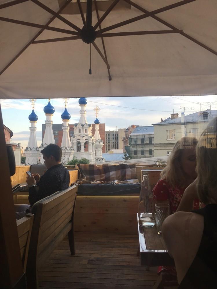 Ресторан Счастье на Крыше на Чеховской фото 73