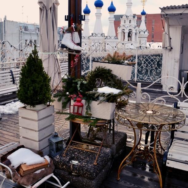 Ресторан Счастье на Крыше на Чеховской фото 43