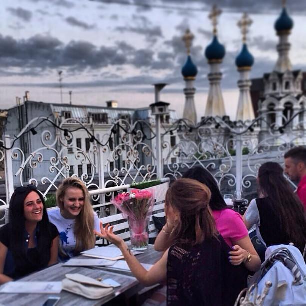 Ресторан Счастье на Крыше на Чеховской фото 70