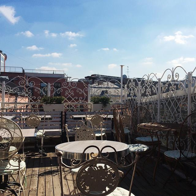 Ресторан Счастье на Крыше на Чеховской фото 45