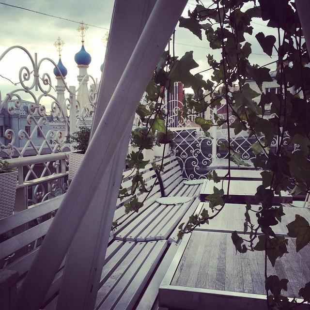 Ресторан Счастье на Крыше на Чеховской фото 47