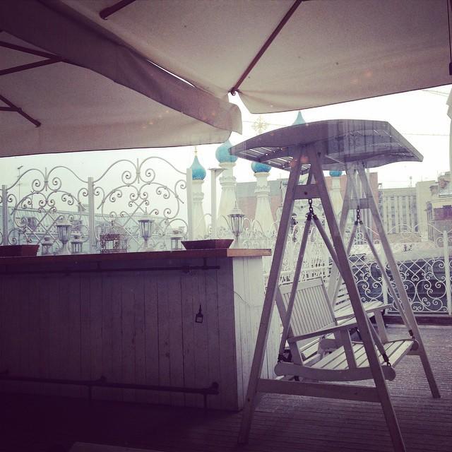 Ресторан Счастье на Крыше на Чеховской фото 50