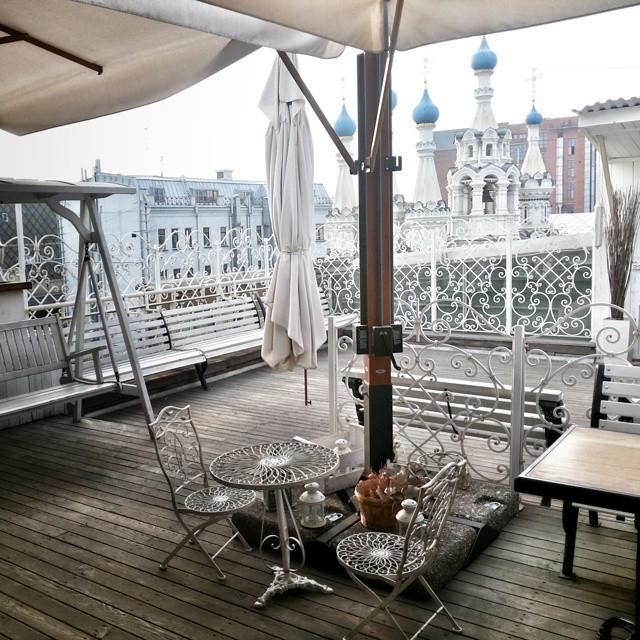 Ресторан Счастье на Крыше на Чеховской фото 53