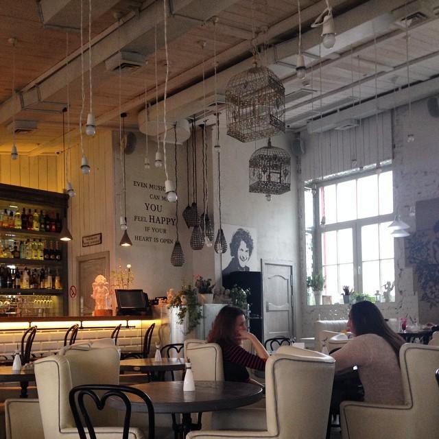 Ресторан Счастье на Крыше на Чеховской фото 54