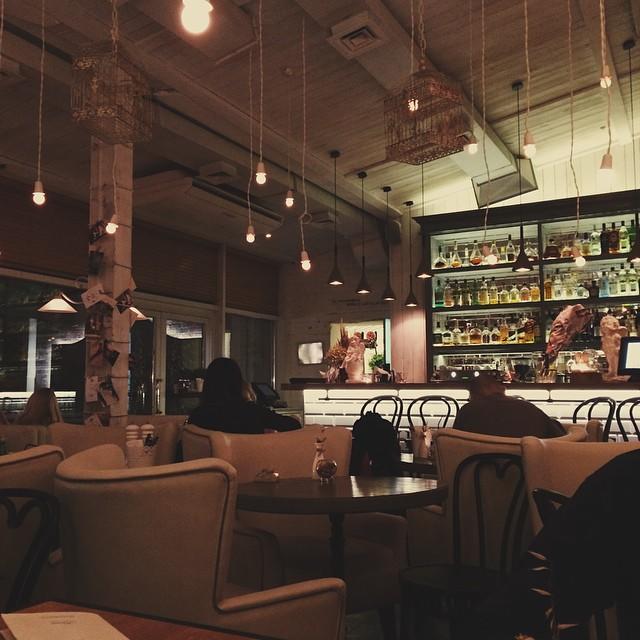 Ресторан Счастье на Крыше на Чеховской фото 55