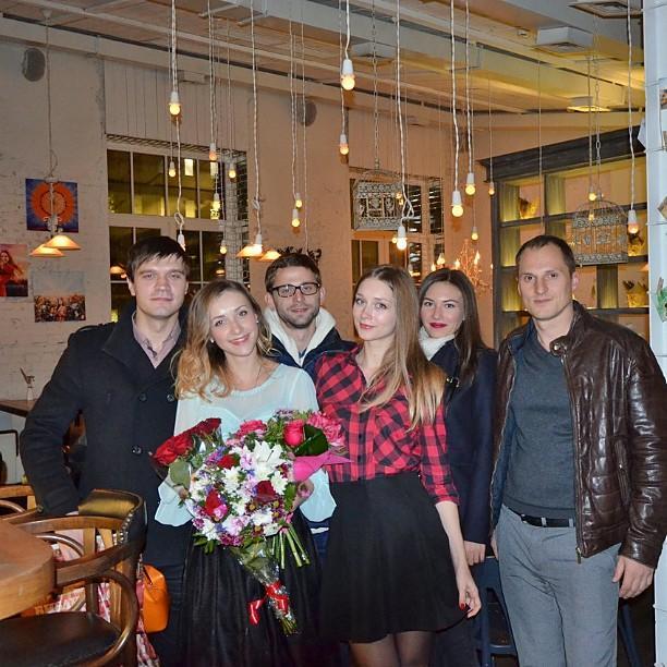 Ресторан Счастье на Крыше на Чеховской фото 63