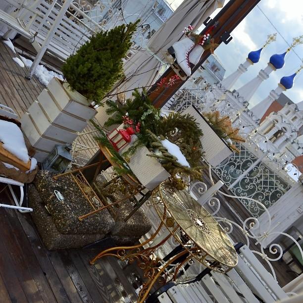 Ресторан Счастье на Крыше на Чеховской фото 59