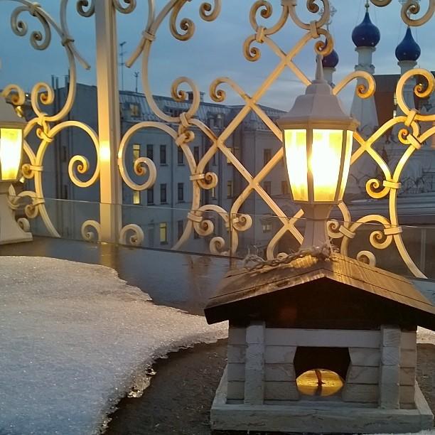 Ресторан Счастье на Крыше на Чеховской фото 60