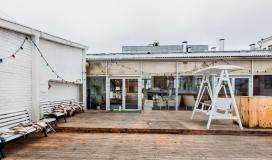 Ресторан Счастье на Крыше на Чеховской фото 3