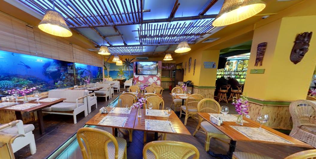 Бар Kon-Tiki (Кон-Тики) фото