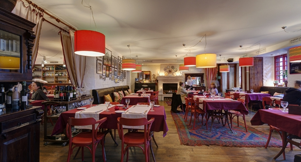 Ресторан Траттория Pane & Olio на Парке Культуры фото 2
