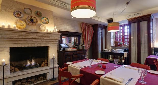 Ресторан Траттория Pane & Olio на Парке Культуры фото 18