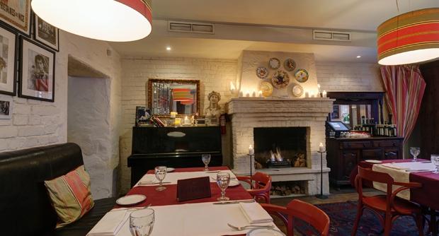 Ресторан Траттория Pane & Olio на Парке Культуры фото 16