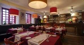 Ресторан Траттория Pane & Olio на Парке Культуры фото 15