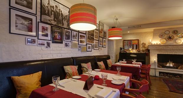 Ресторан Траттория Pane & Olio на Парке Культуры фото 1