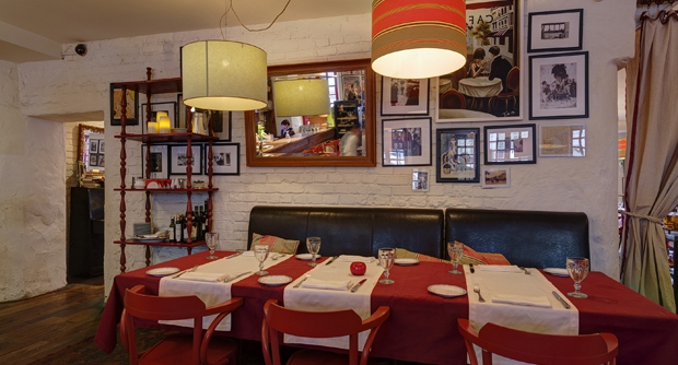Ресторан Траттория Pane & Olio на Парке Культуры фото 12