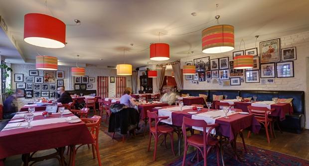 Ресторан Траттория Pane & Olio на Парке Культуры фото 11