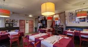 Ресторан Траттория Pane & Olio на Парке Культуры фото 3