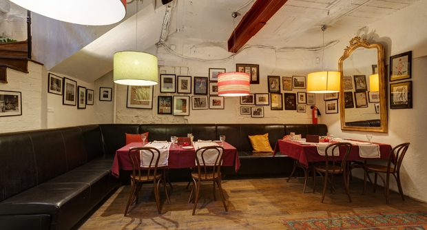 Ресторан Траттория Pane & Olio на Парке Культуры фото 6