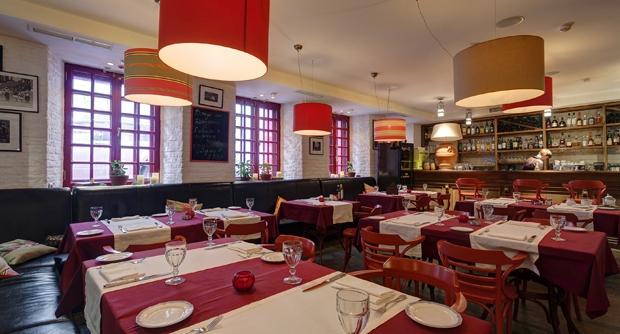 Ресторан Траттория Pane & Olio на Парке Культуры фото 7