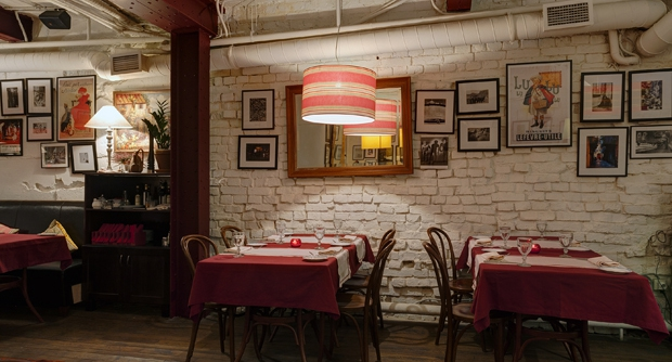 Ресторан Траттория Pane & Olio на Парке Культуры фото 8
