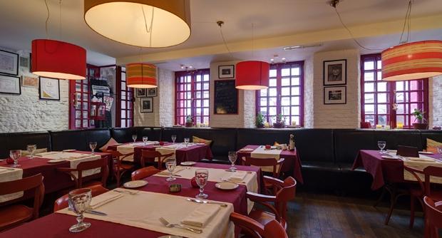 Ресторан Траттория Pane & Olio на Парке Культуры фото 9
