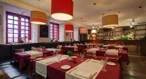 Ресторан Траттория Pane & Olio на Парке Культуры фото 19