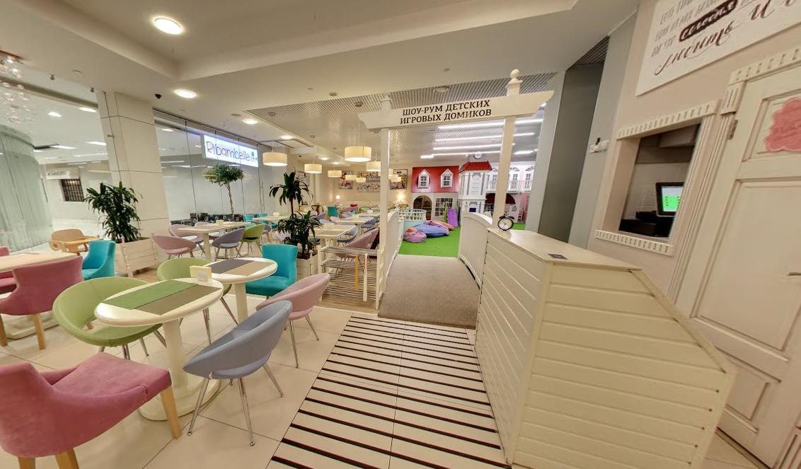 Ресторан Рибамбель на Кутузовском (Ribambelle) фото 10
