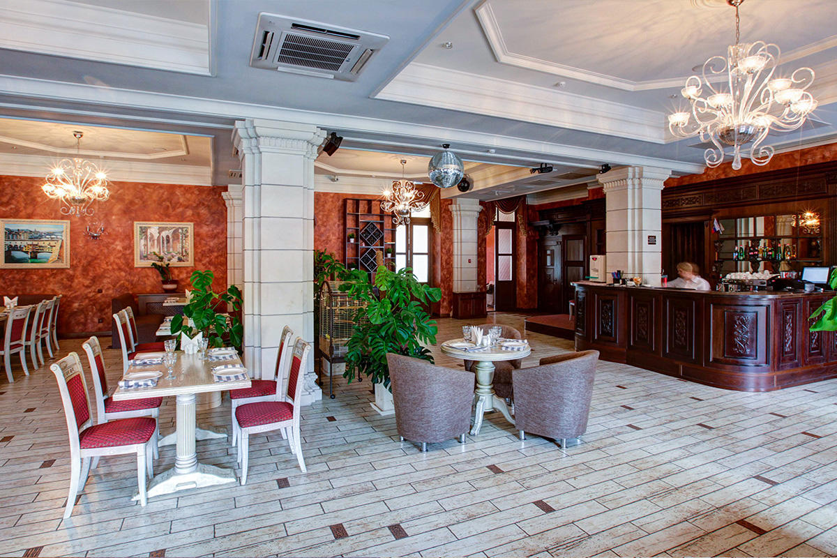 Ресторан Villa Toscana (Вила таскана) фото 7