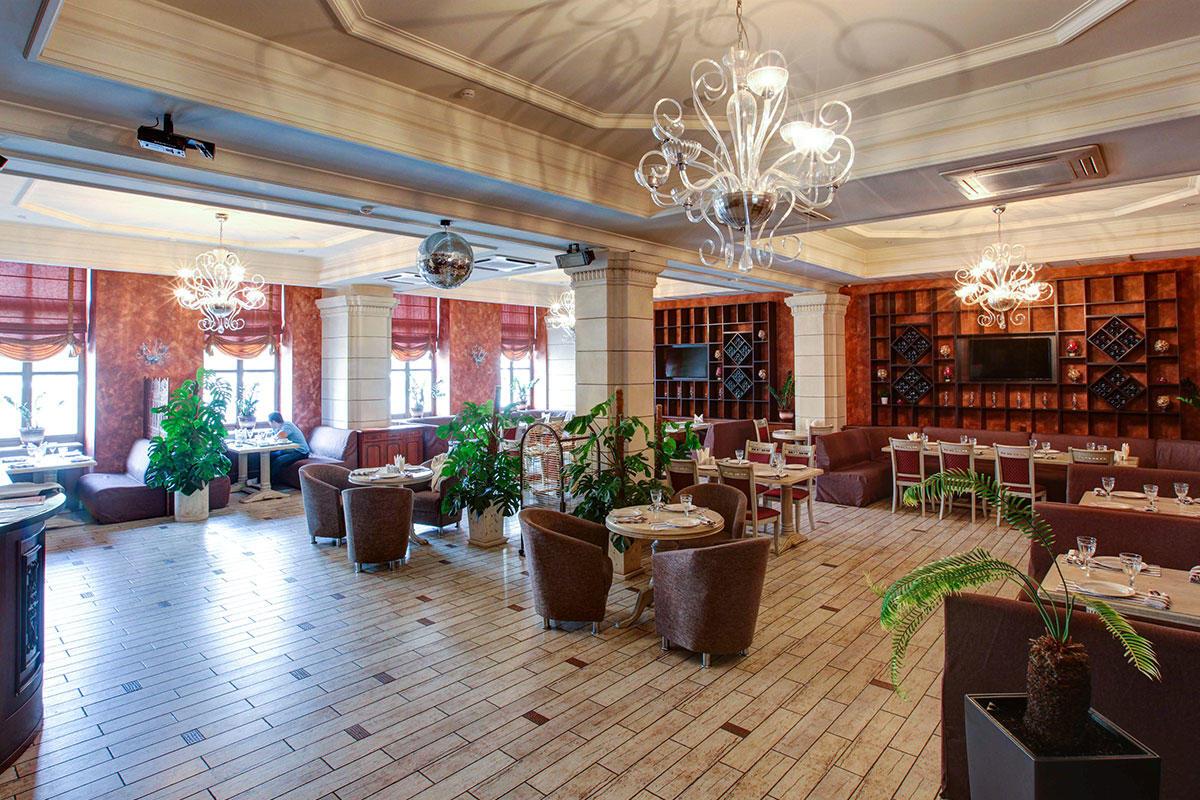 Ресторан Villa Toscana (Вила таскана) фото 11