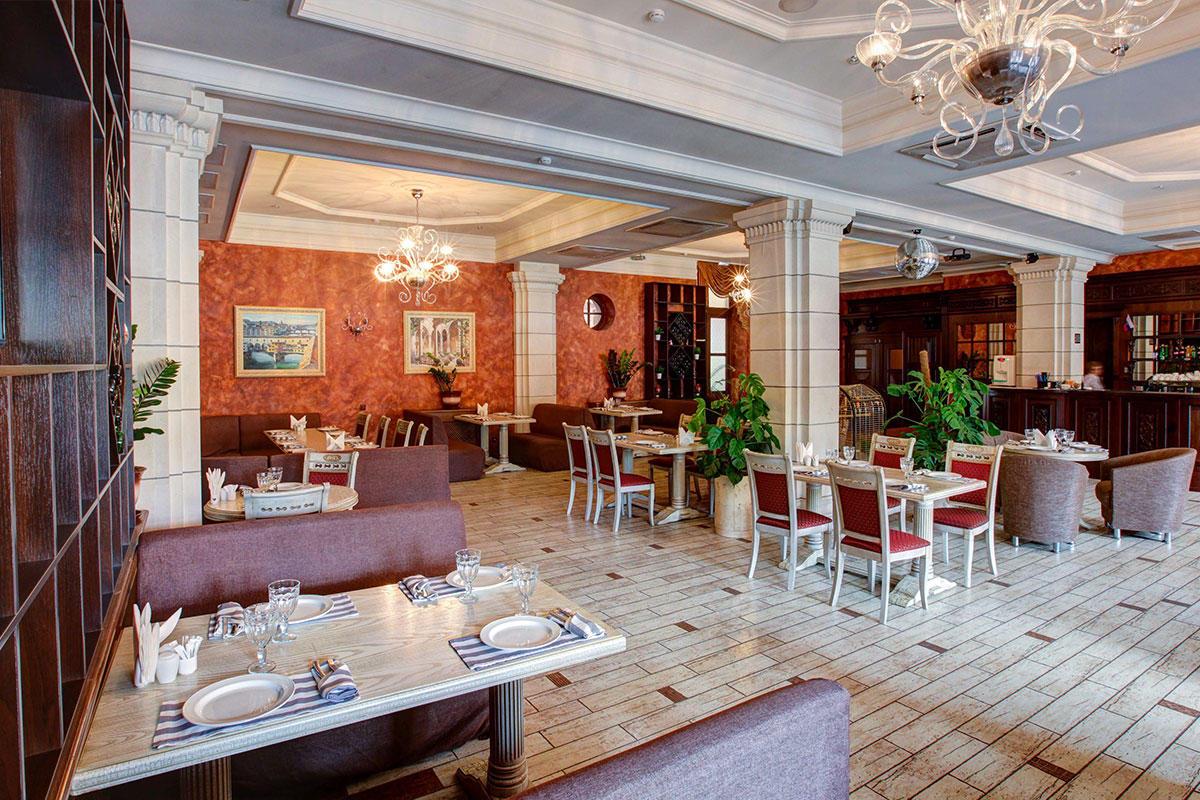 Ресторан Villa Toscana (Вила таскана) фото 12