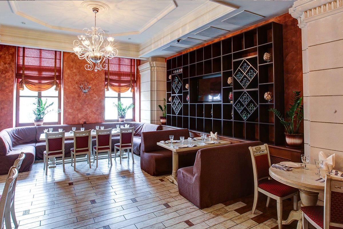 Ресторан Villa Toscana (Вила таскана) фото 13