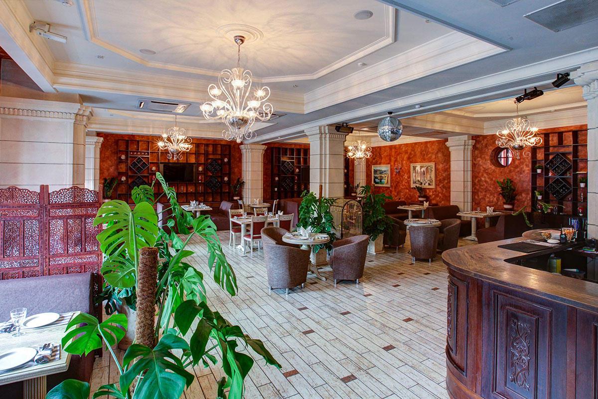 Ресторан Villa Toscana (Вила таскана) фото 14